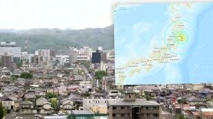 Trzęsienie ziemi w Japonii. Silne wstrząsy wtórne możliwe nawet przez tydzień