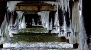 Zima nad Zatoką Gdańską (Kontakt 24/goasiatomas)