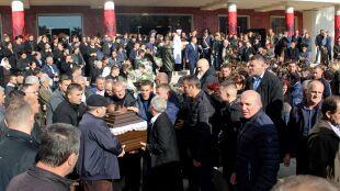 Albania opłakuje ofiary trzęsienia ziemi