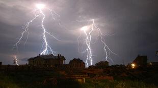 Majówkowe burze będą intensywne