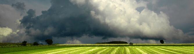 Prognoza na pięć dni: wraz z upałami nadejdą gwałtowne burze