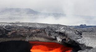 Erupcja hawajskiego wulkanu Kilauea (USGS)