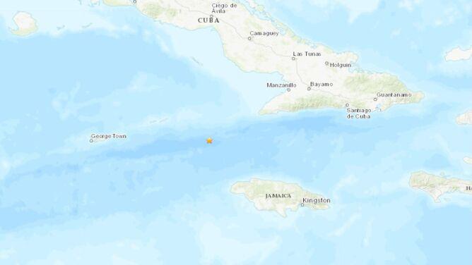 Trzęsienie ziemi na Morzu Karaibskim